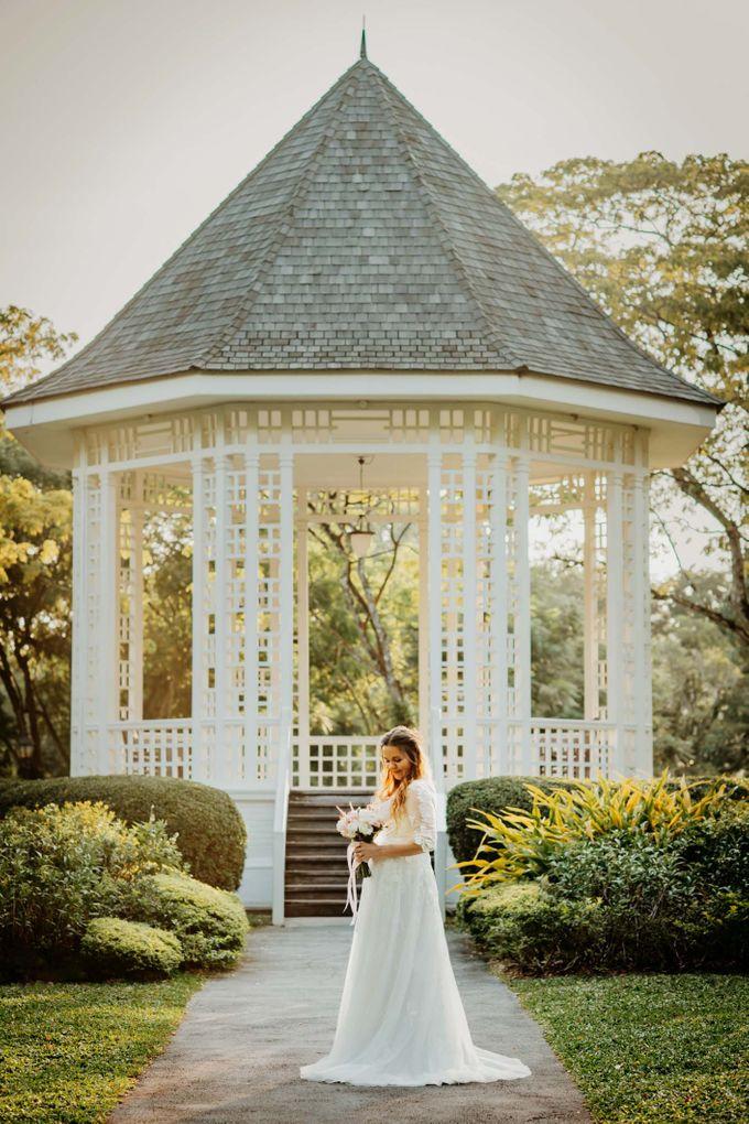 Anna & Angad [Botanic Gardens Singapore] by GrizzyPix Photography - 023