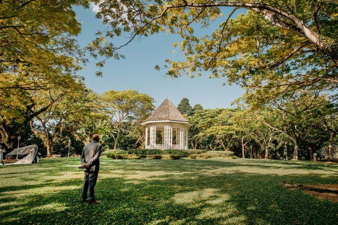 Anna & Angad [Botanic Gardens Singapore] by GrizzyPix Photography - 007