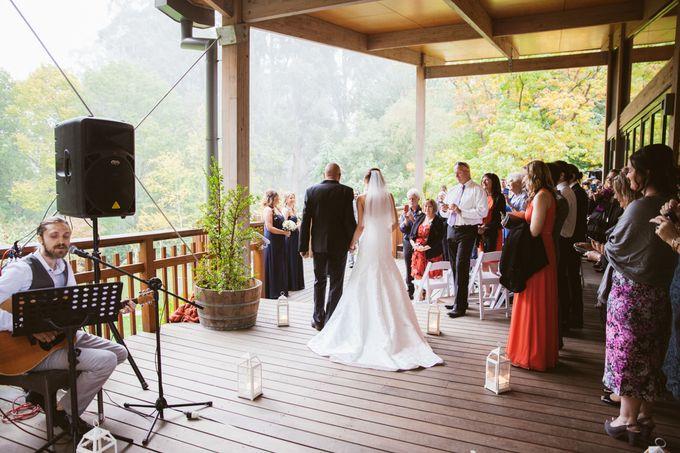 Jodie & Ashley Wedding by Lena Lim Photography - 010