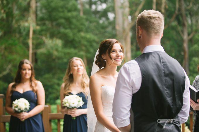 Jodie & Ashley Wedding by Lena Lim Photography - 014