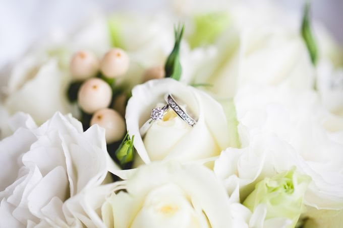 Jodie & Ashley Wedding by Lena Lim Photography - 001