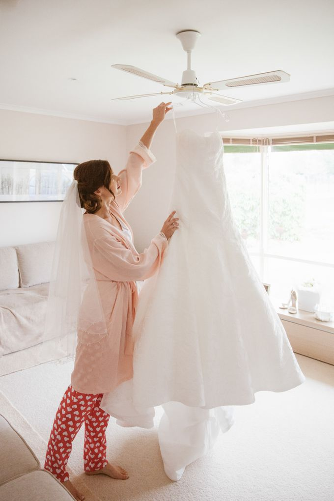 Jodie & Ashley Wedding by Lena Lim Photography - 002