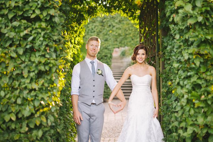 Jodie & Ashley Wedding by Lena Lim Photography - 036