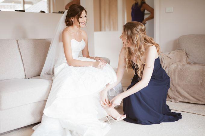 Jodie & Ashley Wedding by Lena Lim Photography - 005