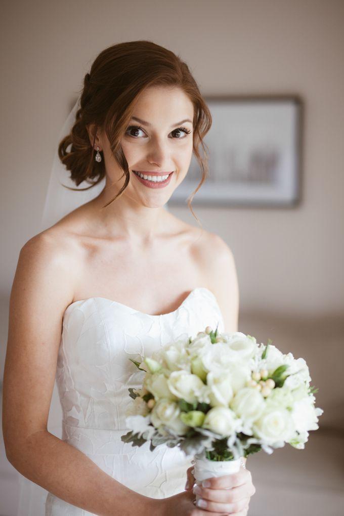 Jodie & Ashley Wedding by Lena Lim Photography - 007