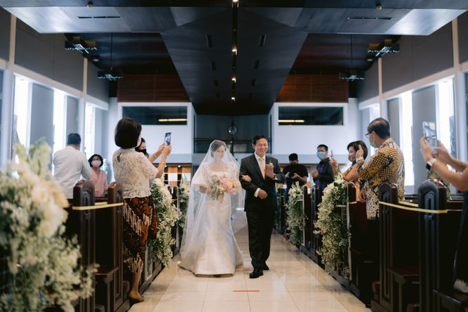 Blessing Ceremony of Albert & Kelly by PRIVATE WEDDING ORGANIZER - 019