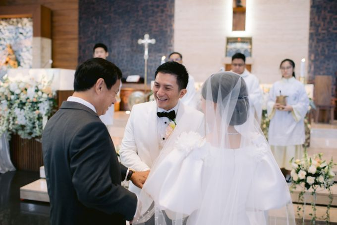 Blessing Ceremony of Albert & Kelly by PRIVATE WEDDING ORGANIZER - 020