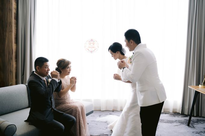 Blessing Ceremony of Albert & Kelly by PRIVATE WEDDING ORGANIZER - 031