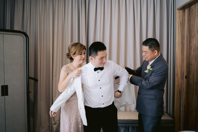 Blessing Ceremony of Albert & Kelly by PRIVATE WEDDING ORGANIZER - 032