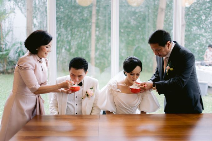 Blessing Ceremony of Albert & Kelly by PRIVATE WEDDING ORGANIZER - 005