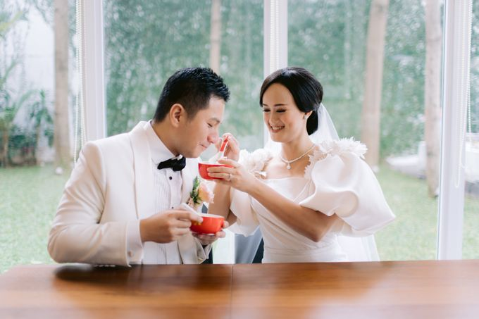 Blessing Ceremony of Albert & Kelly by PRIVATE WEDDING ORGANIZER - 006