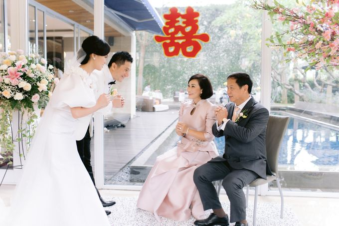 Blessing Ceremony of Albert & Kelly by PRIVATE WEDDING ORGANIZER - 008