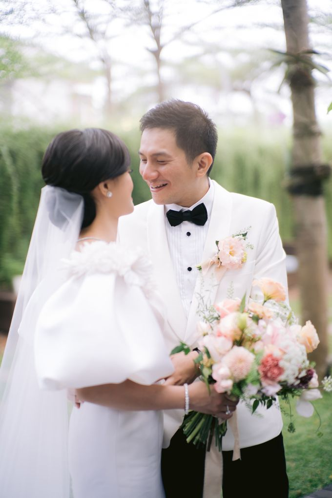 Blessing Ceremony of Albert & Kelly by PRIVATE WEDDING ORGANIZER - 011