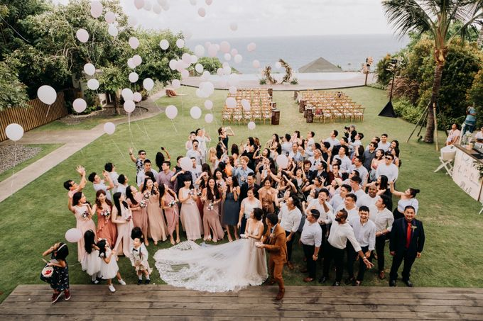 Pandawa Cliff Estate by AMOR ETERNAL BALI WEDDING & EVENTS - 005