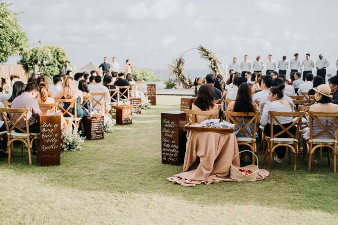 Pandawa Cliff Estate by AMOR ETERNAL BALI WEDDING & EVENTS - 001
