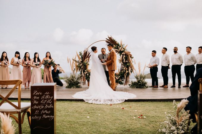 Pandawa Cliff Estate by AMOR ETERNAL BALI WEDDING & EVENTS - 002
