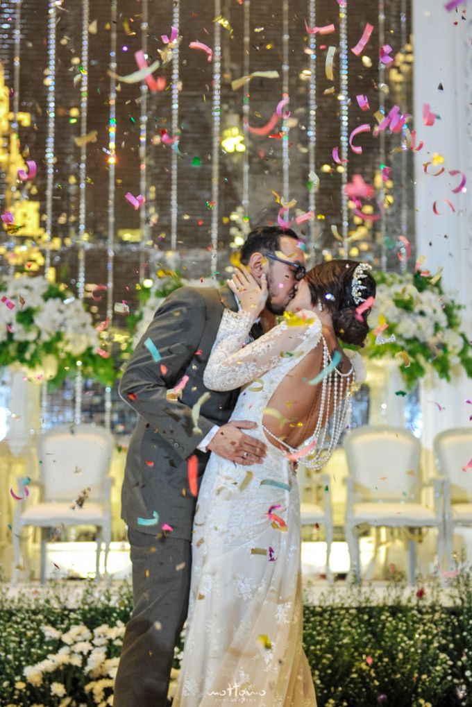 Wedding of  Andrias & Luvita by La'SEINE Function Hall - 004