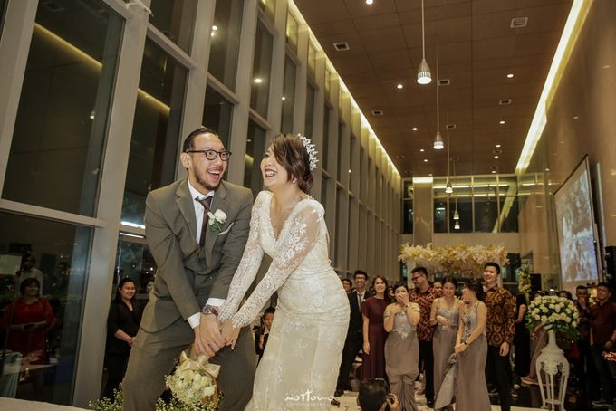 Wedding of  Andrias & Luvita by La'SEINE Function Hall - 006