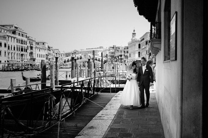 Dream Wedding in Venice by Brilliant Wedding Venice - 031