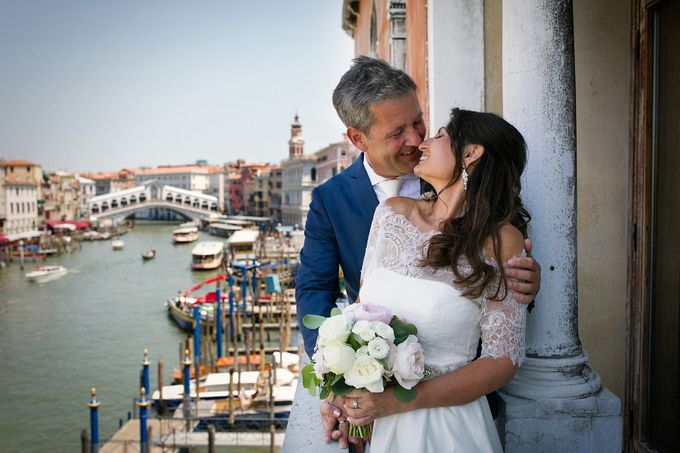Dream Wedding in Venice by Brilliant Wedding Venice - 034