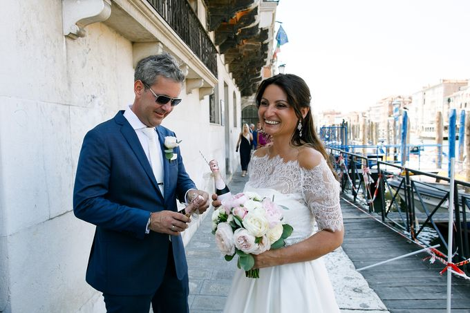Dream Wedding in Venice by Brilliant Wedding Venice - 037