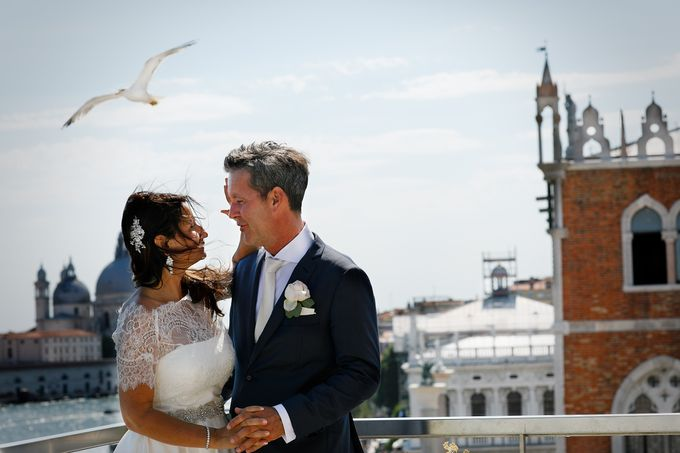 Dream Wedding in Venice by Brilliant Wedding Venice - 043