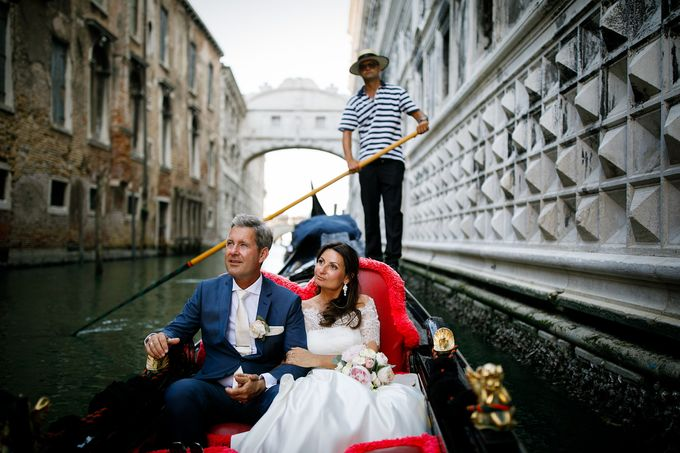 Dream Wedding in Venice by Brilliant Wedding Venice - 046