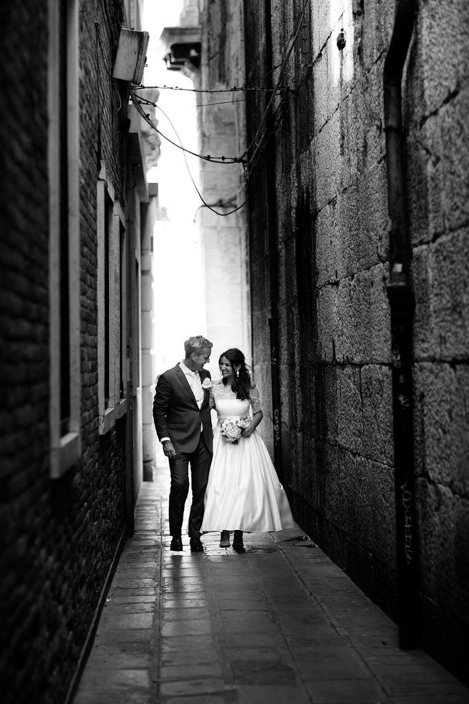 Dream Wedding in Venice by Brilliant Wedding Venice - 047