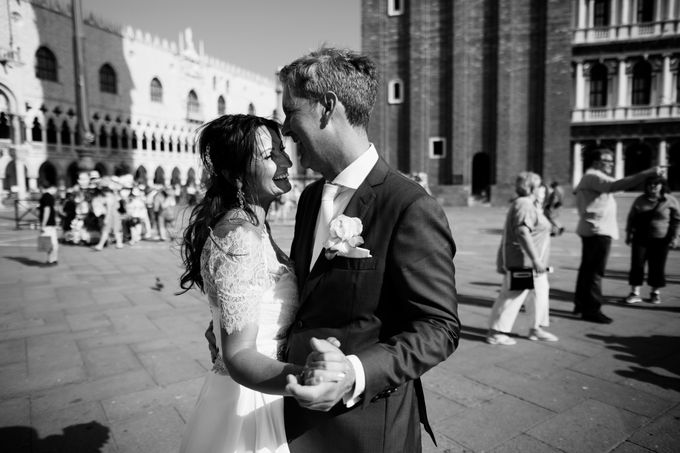 Dream Wedding in Venice by Brilliant Wedding Venice - 002