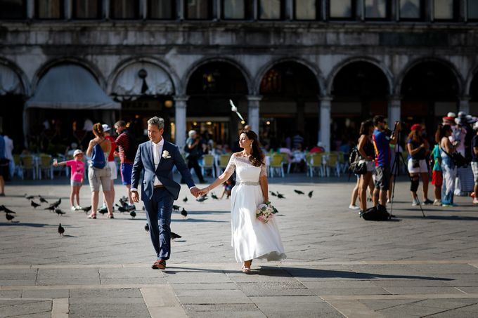 Dream Wedding in Venice by Brilliant Wedding Venice - 003