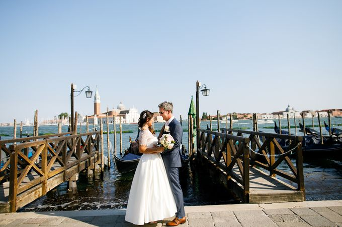 Dream Wedding in Venice by Brilliant Wedding Venice - 004