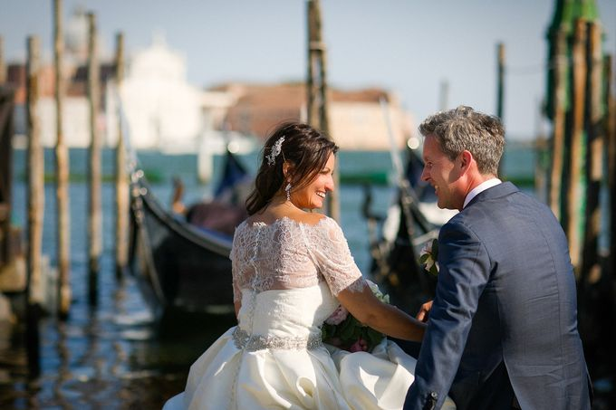 Dream Wedding in Venice by Brilliant Wedding Venice - 005