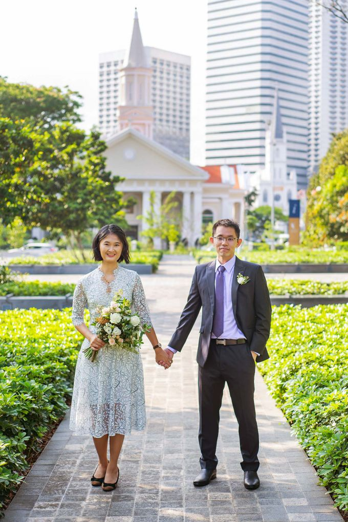 Pre-Wedding Shoot at SMU by GrizzyPix Photography - 004