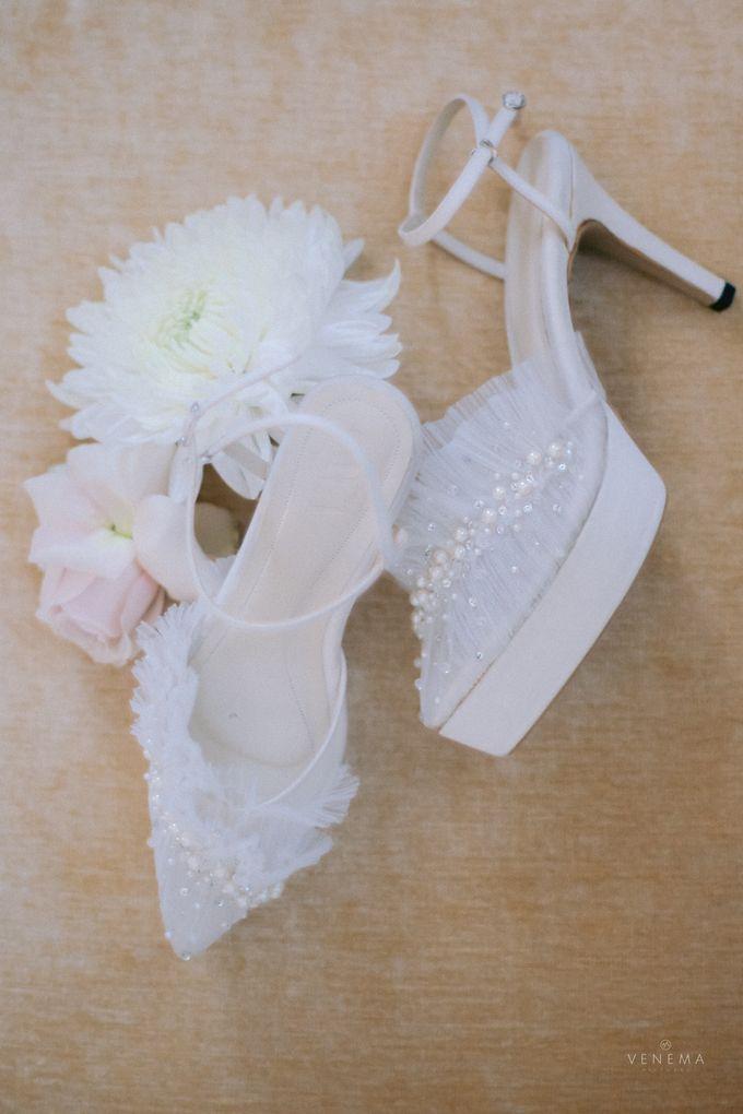 Anton & Azalia Wedding by NOMA Jewelry & Accessories - 002
