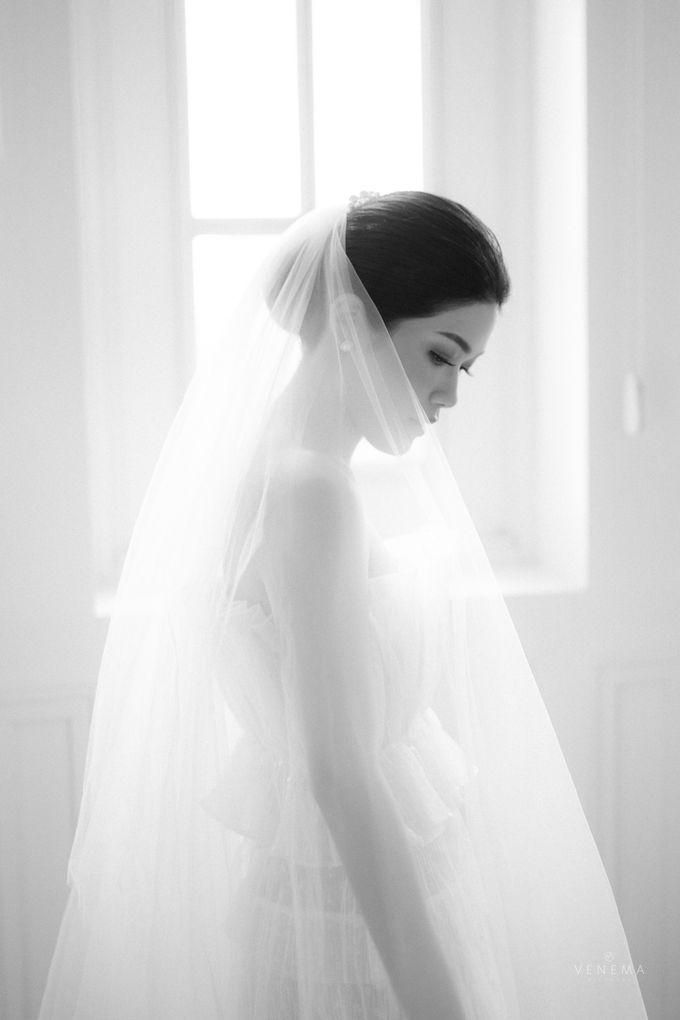 Anton & Azalia Wedding by NOMA Jewelry & Accessories - 003