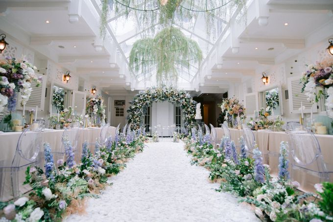 Anton & Azalia Wedding by NOMA Jewelry & Accessories - 007