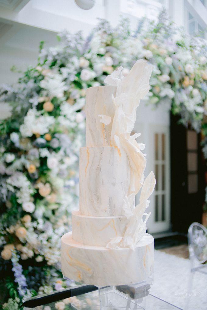 Anton & Azalia Wedding by NOMA Jewelry & Accessories - 008