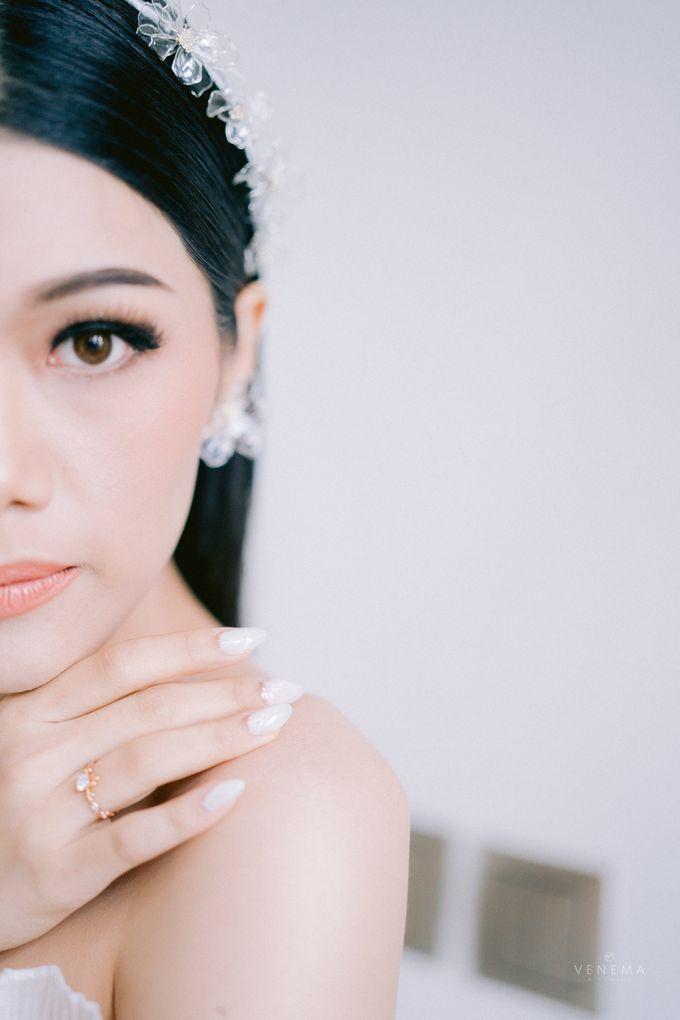 Anton & Azalia Wedding by NOMA Jewelry & Accessories - 009