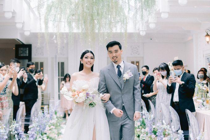 Anton & Azalia Wedding by NOMA Jewelry & Accessories - 010