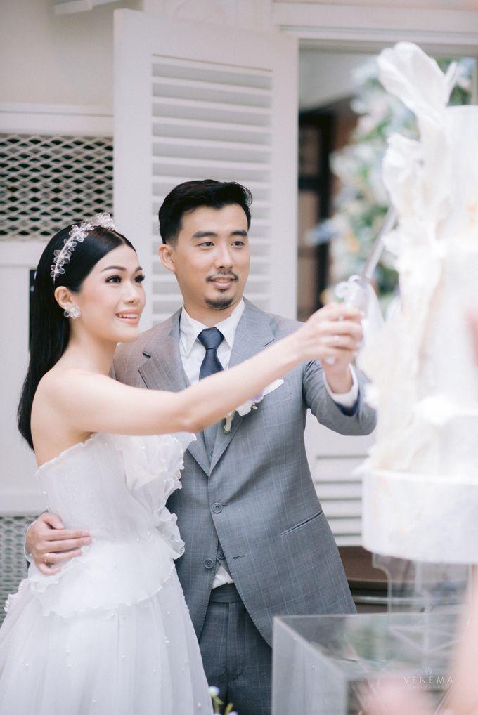 Anton & Azalia Wedding by NOMA Jewelry & Accessories - 011