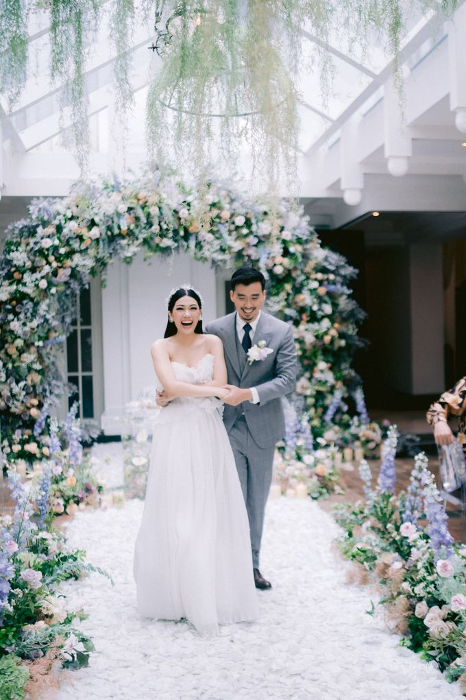 Anton & Azalia Wedding by NOMA Jewelry & Accessories - 012