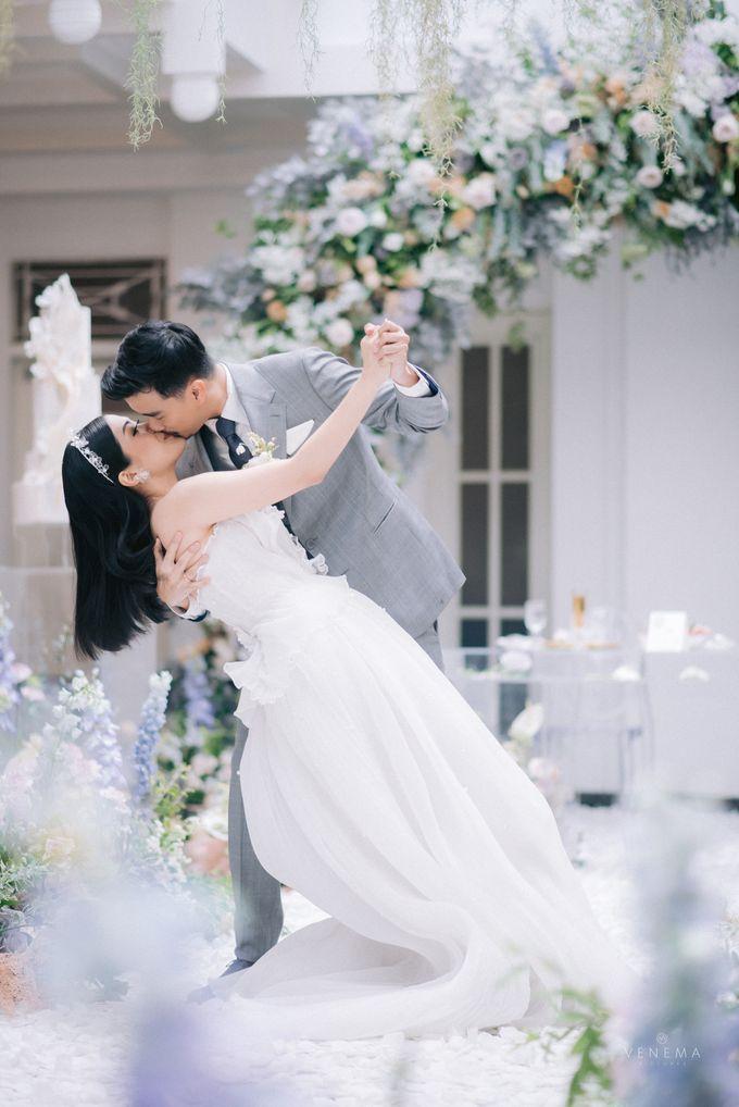 Anton & Azalia Wedding by NOMA Jewelry & Accessories - 013