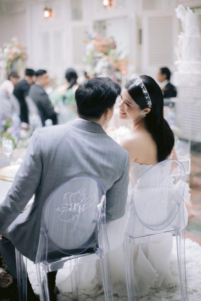 Anton & Azalia Wedding by NOMA Jewelry & Accessories - 016