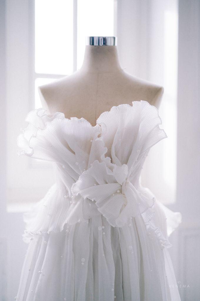 Anton & Azalia Wedding by NOMA Jewelry & Accessories - 004