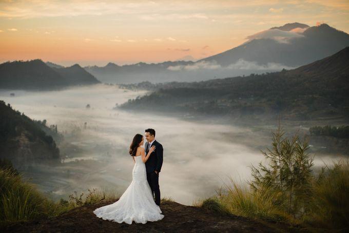 Pra Nikah Di Gunung Kintamani by Maxtu Photography - 001