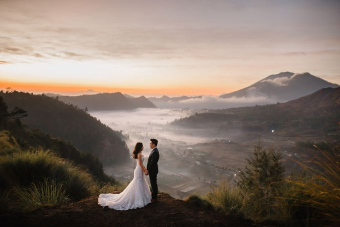Pra Nikah Di Gunung Kintamani by Maxtu Photography - 003