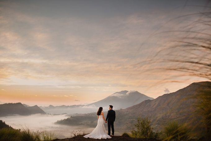 Pra Nikah Di Gunung Kintamani by Maxtu Photography - 007