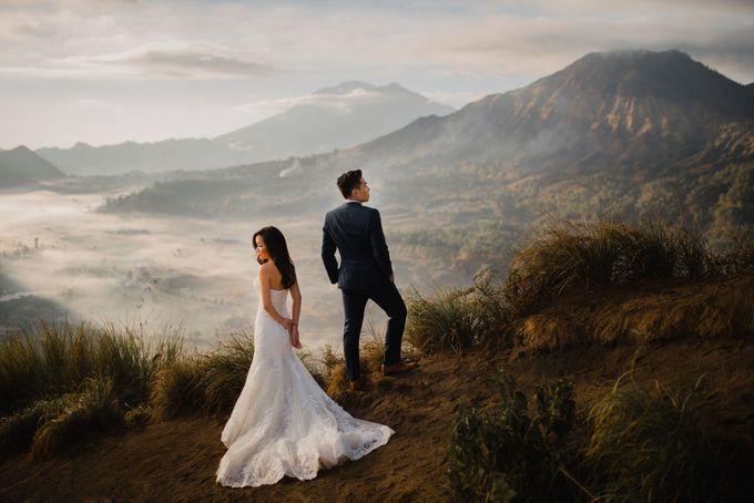 Pra Nikah Di Gunung Kintamani by Maxtu Photography - 013
