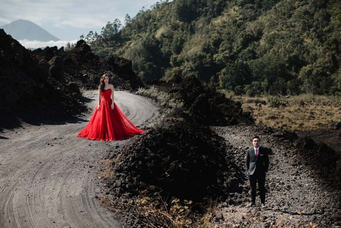 Pra Nikah Di Gunung Kintamani by Maxtu Photography - 022