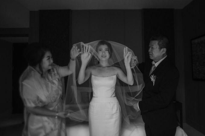 The Wedding of Anastasia & Arif by Bali Eve Wedding & Event Planner - 005